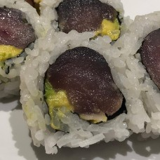 Albacore and Avocado Roll